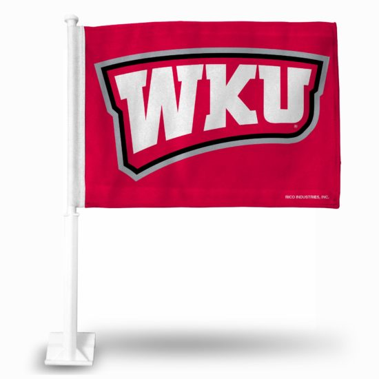 Western Kentucky Car Flag